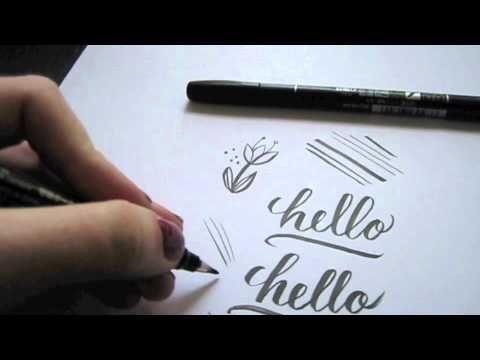 Tombow fudenosuke brush pens review by kristin nohe my art