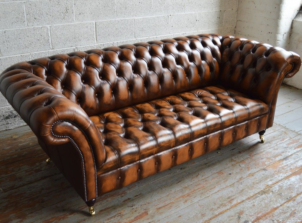 Lovely Vintage Chesterfield Sofa Check More At Http://casahoma.com/vintage