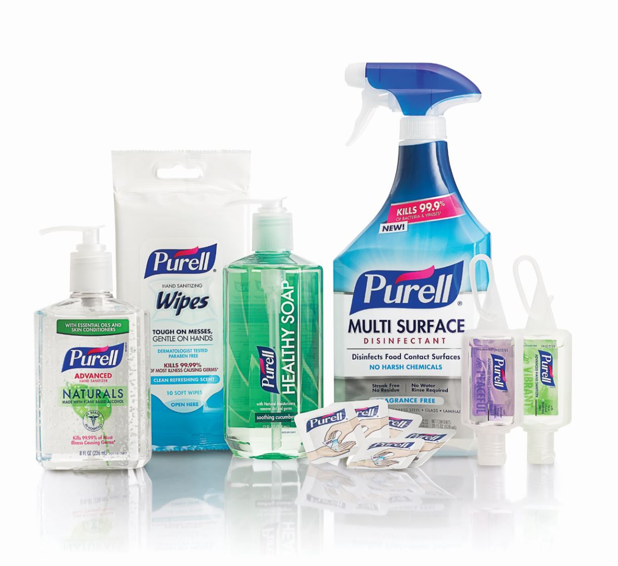 Health In 2020 Hand Sanitizer Purell Wipes Disinfectant Spray