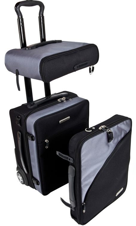 Balanzza TRUCO Travel Utility CarryOn - is based on 3 ...