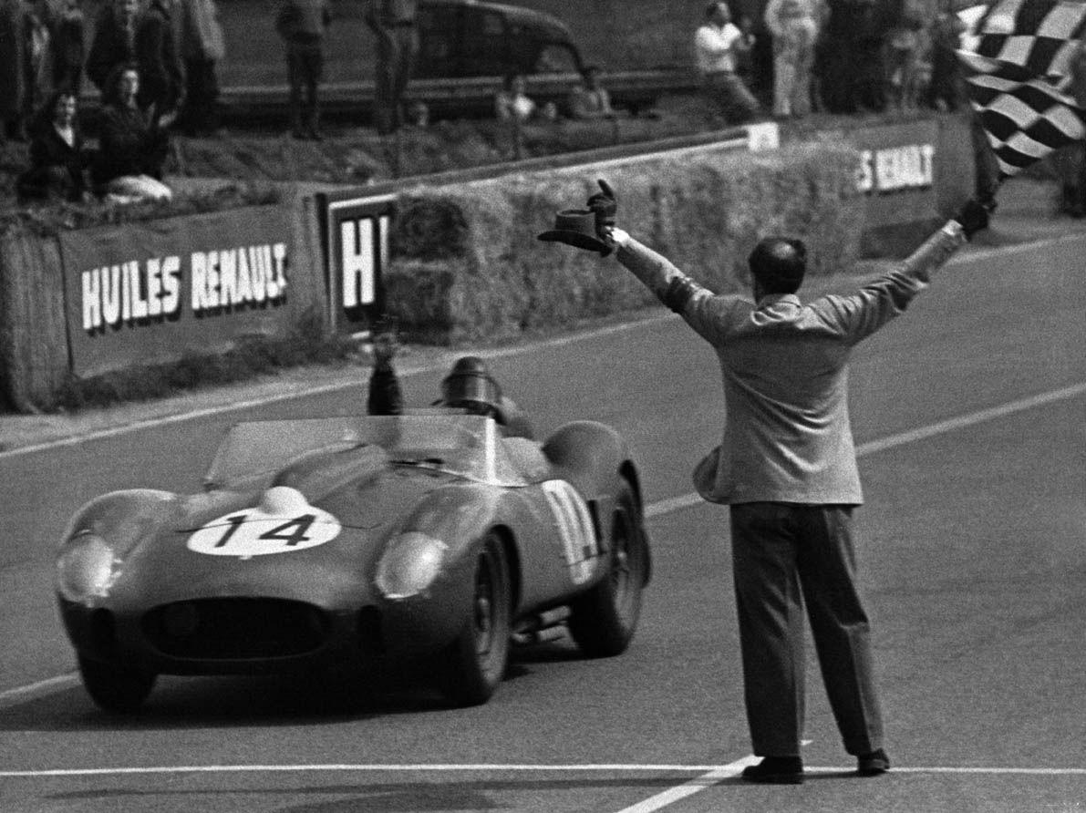 ferrari 250 tr58 le mans 1958 winner randalls classic racing part 5 international drivers. Black Bedroom Furniture Sets. Home Design Ideas