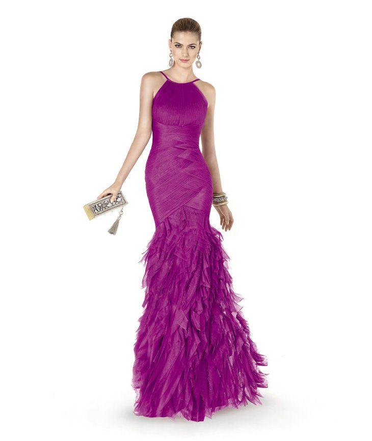 Pronovias, avance de su colección de vestidos de fiesta 2015 ...