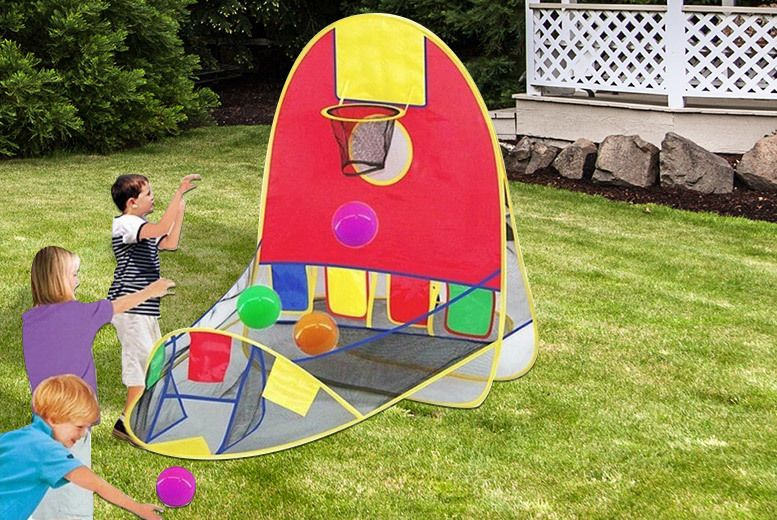 ProductManiaOutdoorBasketballTent Basketball hoop