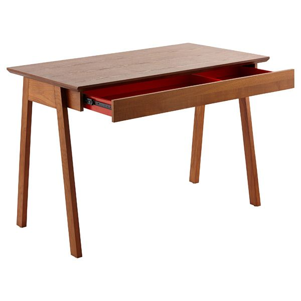 Lovely Cache Desk Walnut. Cache Desk Walnut. From Containerstore.com