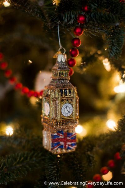 British Bank Christmas Ornament Yahoo Search Results Christmas In Britain London Christmas Antique Christmas Tree