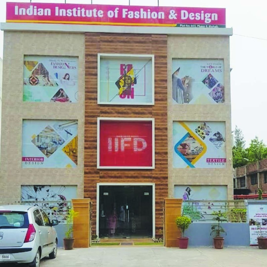 Iifd Campus Mohali Fashion Designing Institute Fashion Designing Course Fashion Design