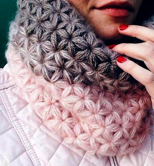 Gave steek voor een sjaal | sjaals | Pinterest | Tejido, Chal y Telar