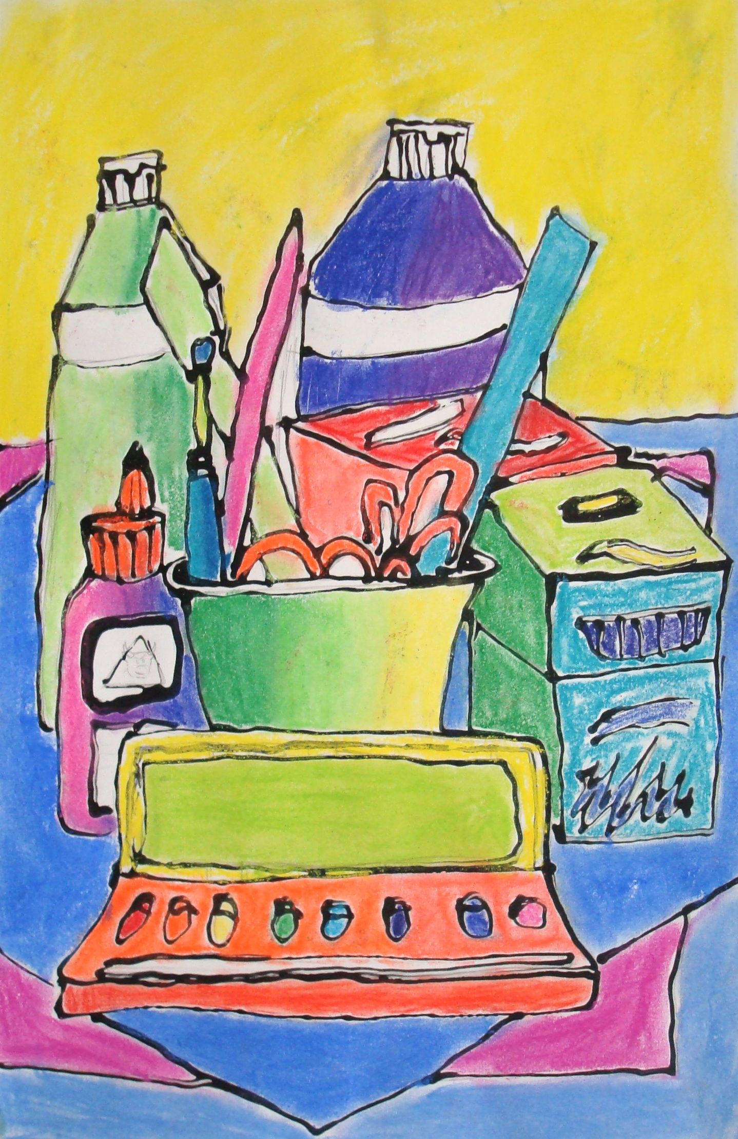 free download of common elementary art room supplies for ...  |Common Art Terms