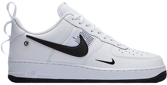 Nike Force One LV8 UL Utility White   Air force ones, Force