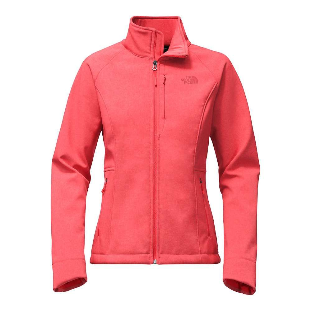 The North Face Women s Apex Bionic 2 Jacket - Past Season - Small - Cayenne  Red Heather 331e020620