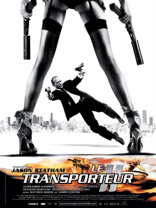 Le Transporteur 1 Streaming : transporteur, streaming, Transporteur, Affiche, Films, Complets,