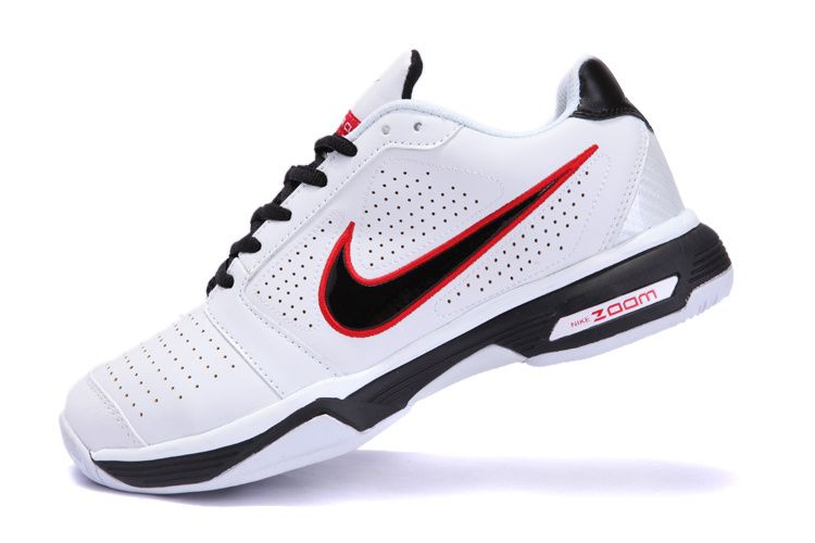 online retailer 1c1ed 9e9e9 Roger Federer Shoes Nike Zoom Vapor 8 Club Tennis 431842 103 White Black