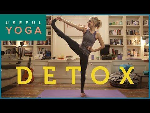 detox  useful yoga  youtube  yoga detox yoga videos