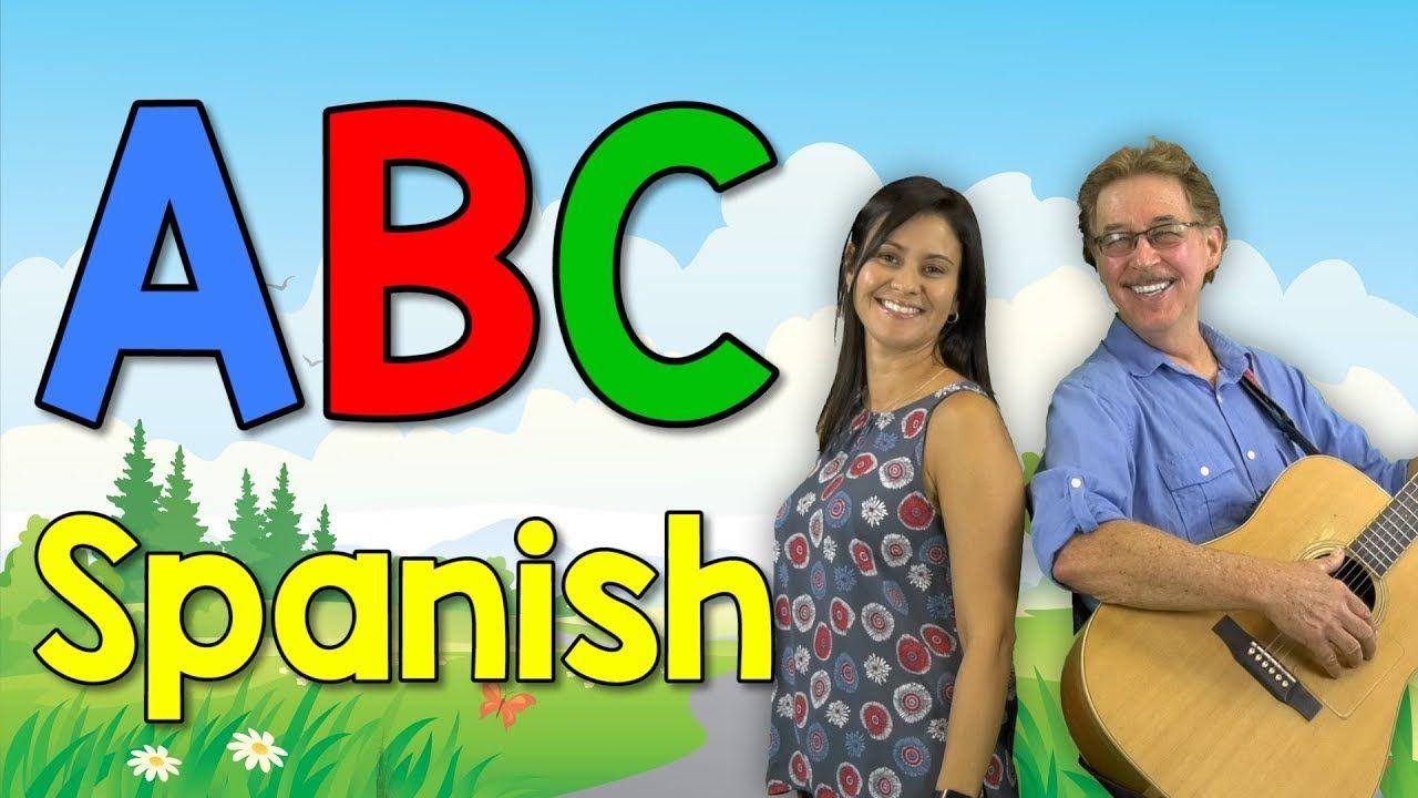 El Abecedario Learn the Alphabet in Spanish Jack