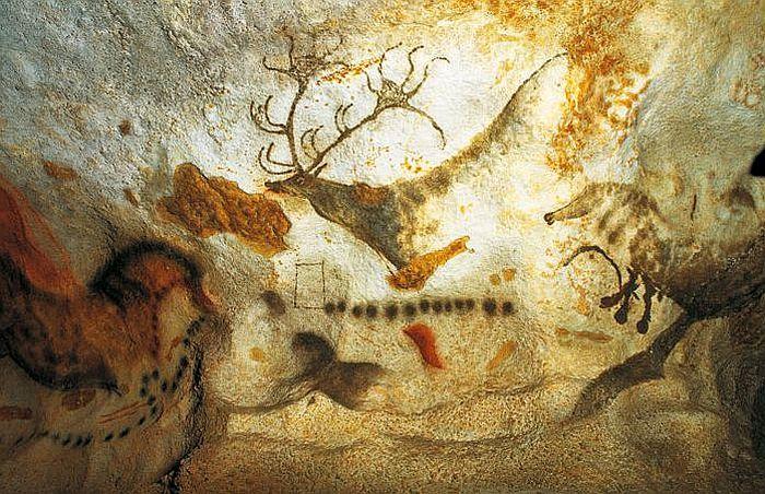 Prehistoric Lascaux Tautavel Grotte De Lascaux Les Arts Peinture Prehistorique