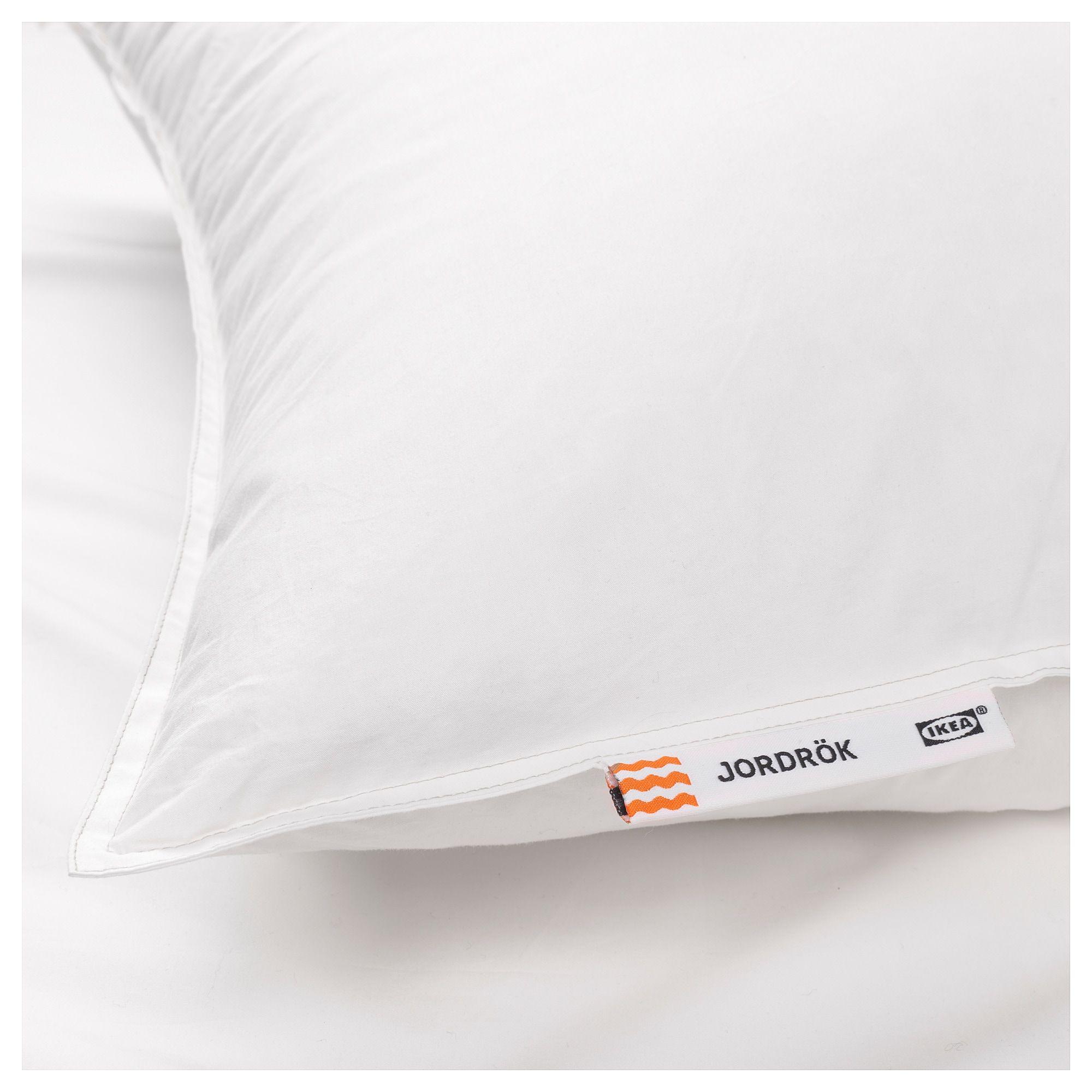Jordrok Oreiller Souple Soft Pillows Pillows Ikea