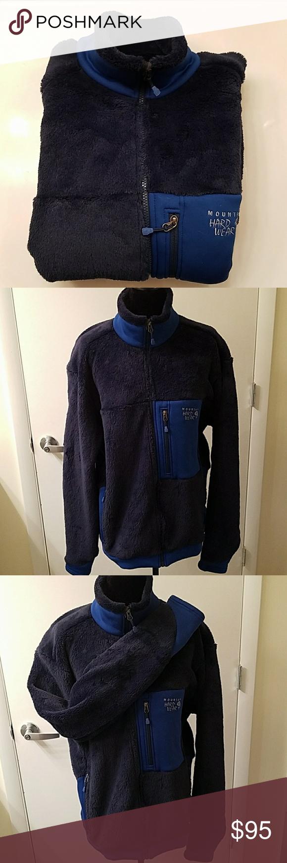Mountain hardwear monkey man fleece jacket menus mountain hardwear