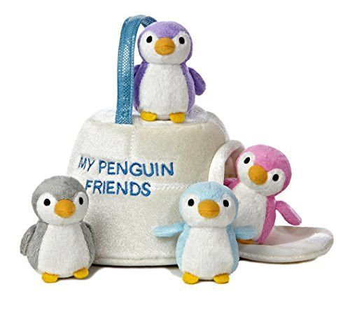 My Penguin Friends