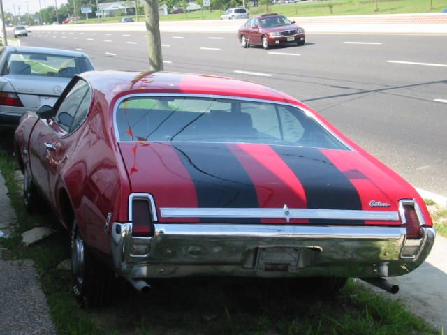 Image detail for -1969 Oldsmobile Cutlass Supreme - Pictures