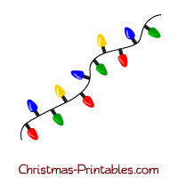 Free Christmas Clipart Christmas Light Clips Christmas Lights Clipart Christmas Clipart Free