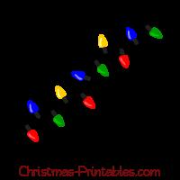 Free Christmas Clipart Christmas Light Clips Christmas Lights Clipart Christmas Clipart