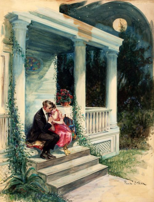 Evening on the Porch - Paul Stahr