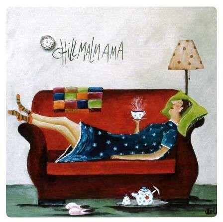 Nell - siebenfache Mutter - malt Bilder für Frauen, aus ...