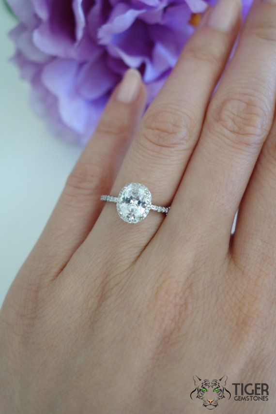 1 25 Carat Oval Cathedral Filigree Style Halo Engagement Ring Man Made Di Handmade Engagement Rings Antique Engagement Rings Vintage Engagement Ring On Hand