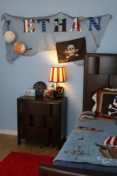 Pirate Bedroom Decor Boys Pirate Bedroom and Pirate Themed Bedrooms