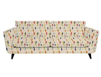 Sheridan Upholstered                               Large 2 Seater Sofa
