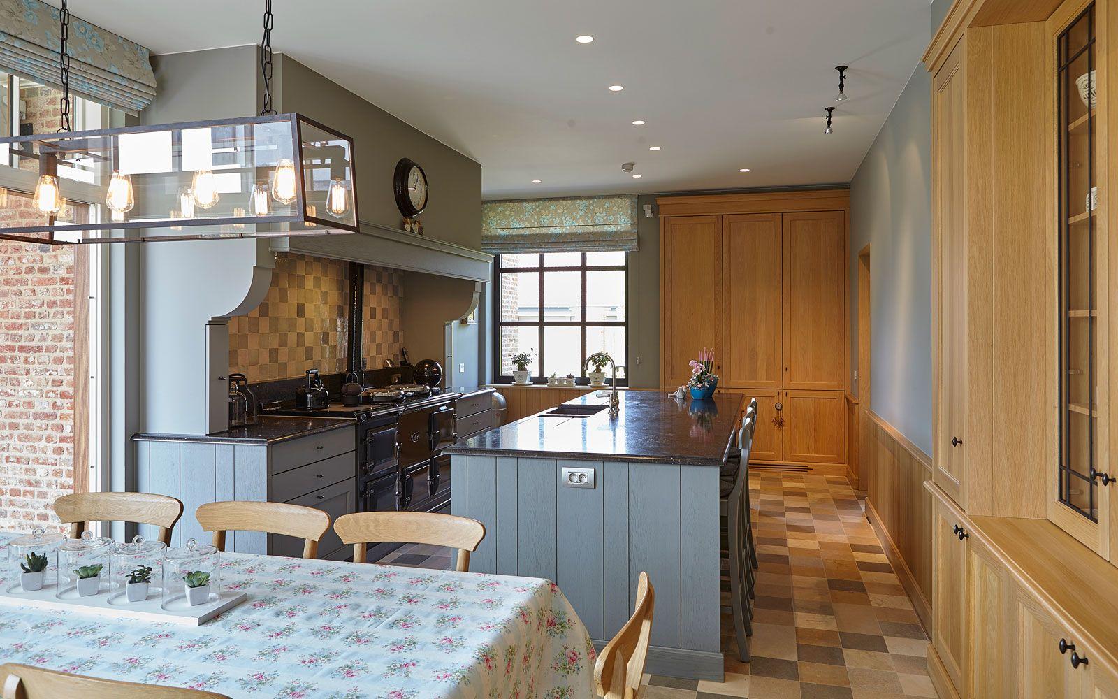 Klassieke keuken frank tack bart franÇois project via