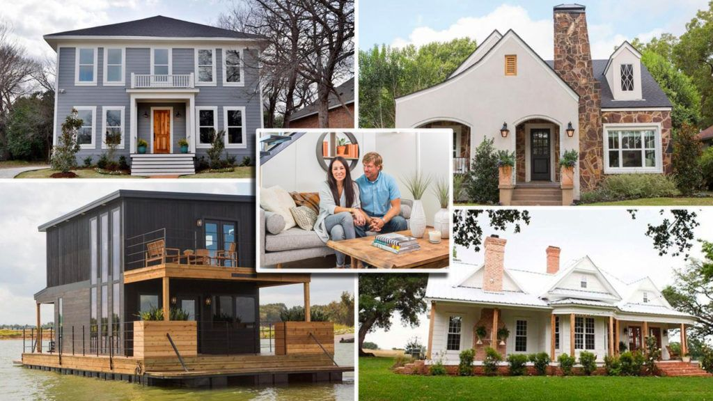 Chip And Joanna Gaines Reveal Their Favorite Fixer Upper Home Ever Can You Guess Joanna Gaines House Fixer Upper Chip And Joanna Gaines