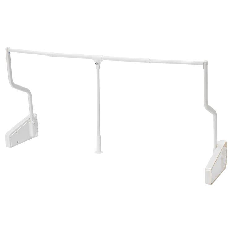 Komplement Tringle Habits Rabattable Ext Blanc Ikea Decoration Interieure Et Exterieure Decoration Interieure Chaises Pas Cher