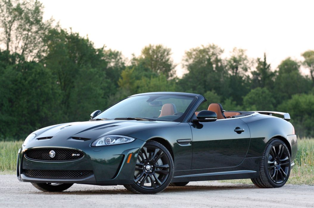 2012 Jaguar XKR-S Convertible: Quick Spin Photo Gallery - Autoblog