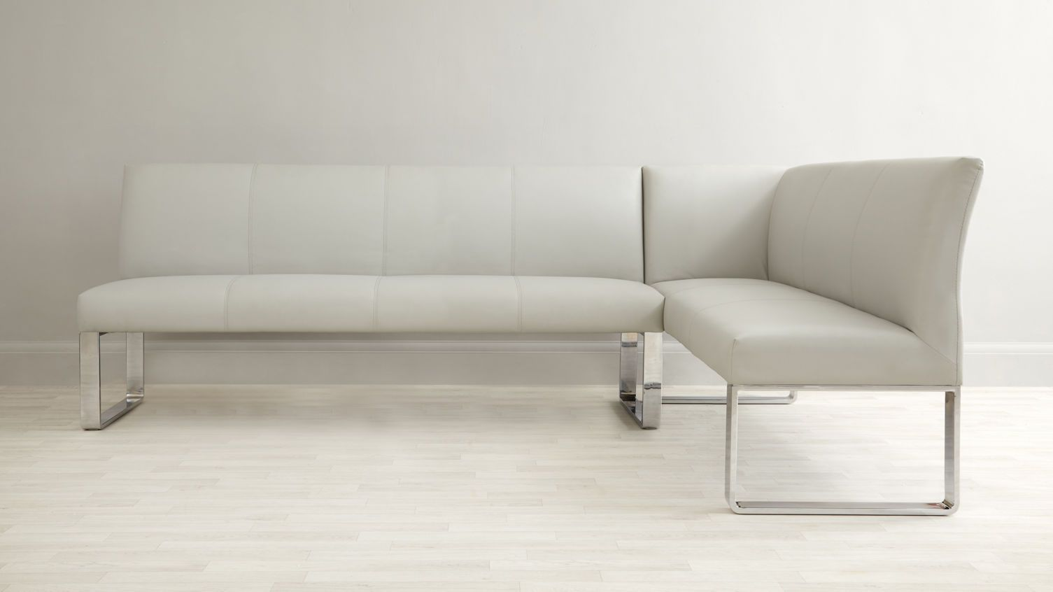 7 Seater Left Hand Corner Bench and