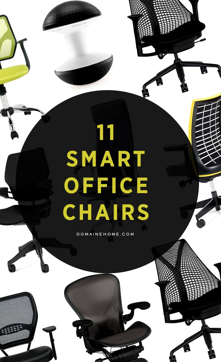 Your office (and your back) could probably use a new office chair