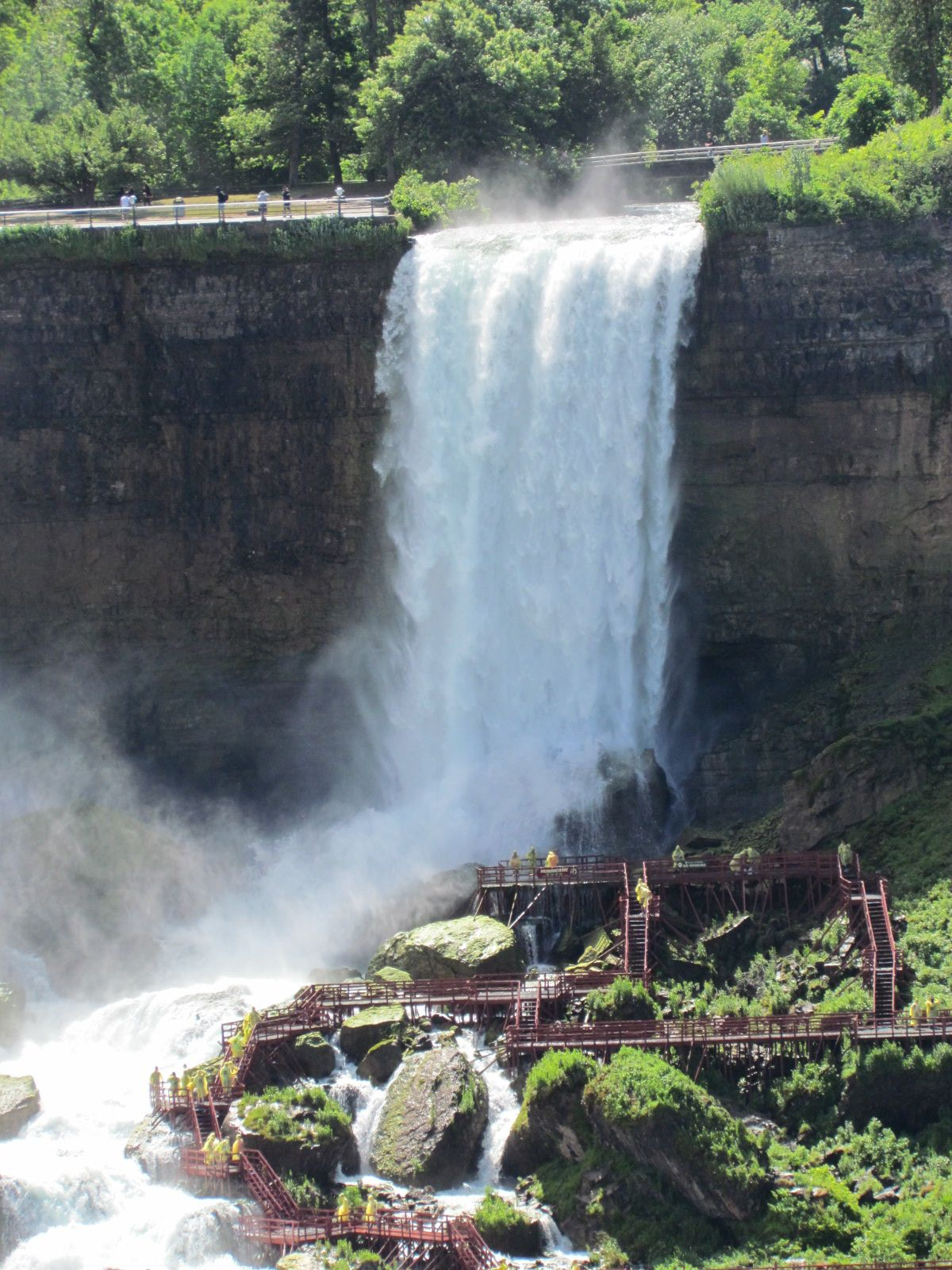 Bridal Veil Falls In Niagara Falls Places I Ve Seen Niagara
