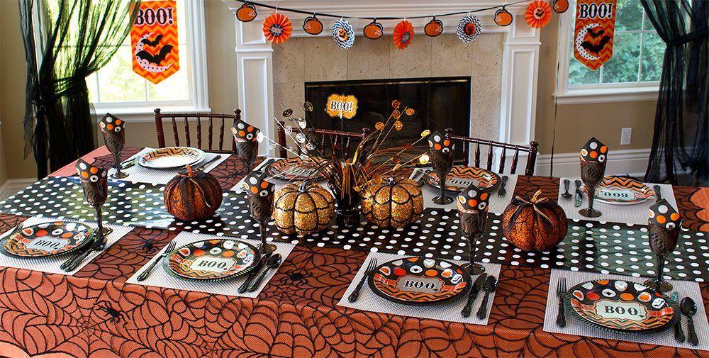 Modern Halloween #halloween #modern #decorations | Halloween ...