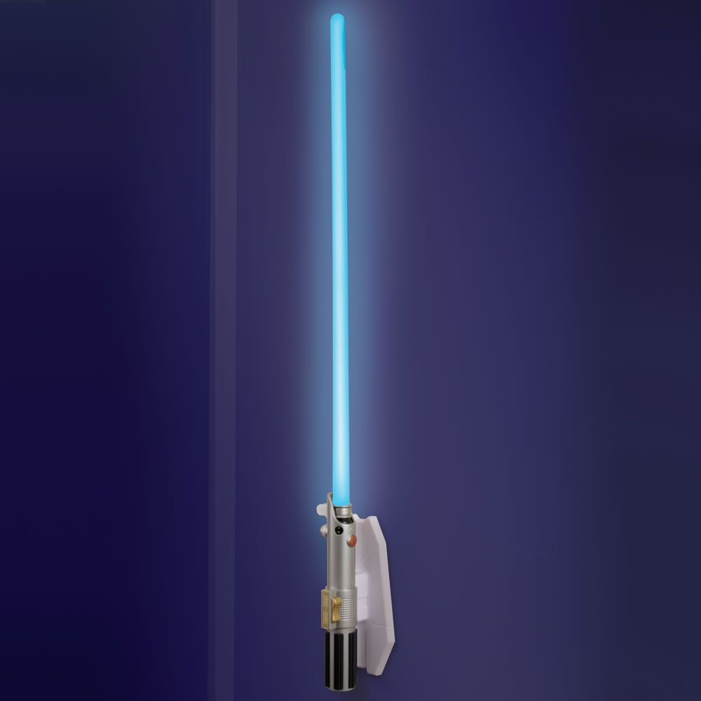 The Lightsaber Wall Sconce Christmas Gift For Hubby S Future Man Cave Wall Sconces Sconces Lightsaber