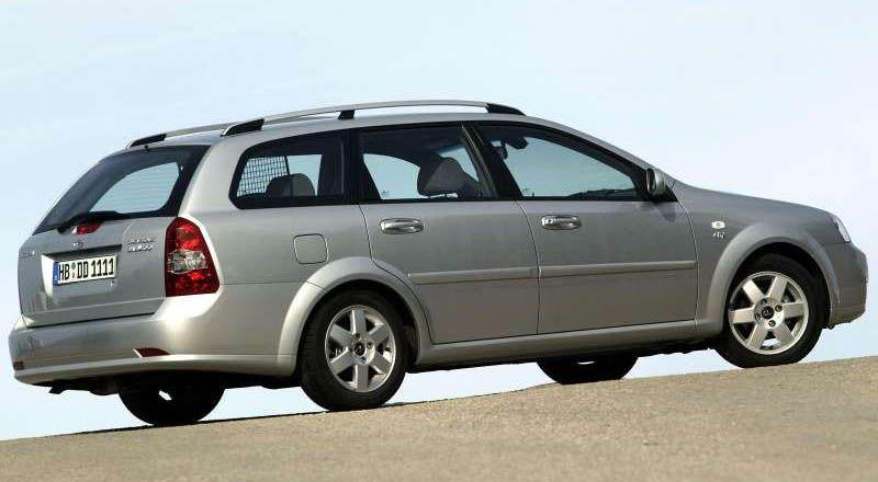 Daewoo Nubira S 16 Wagon Carros
