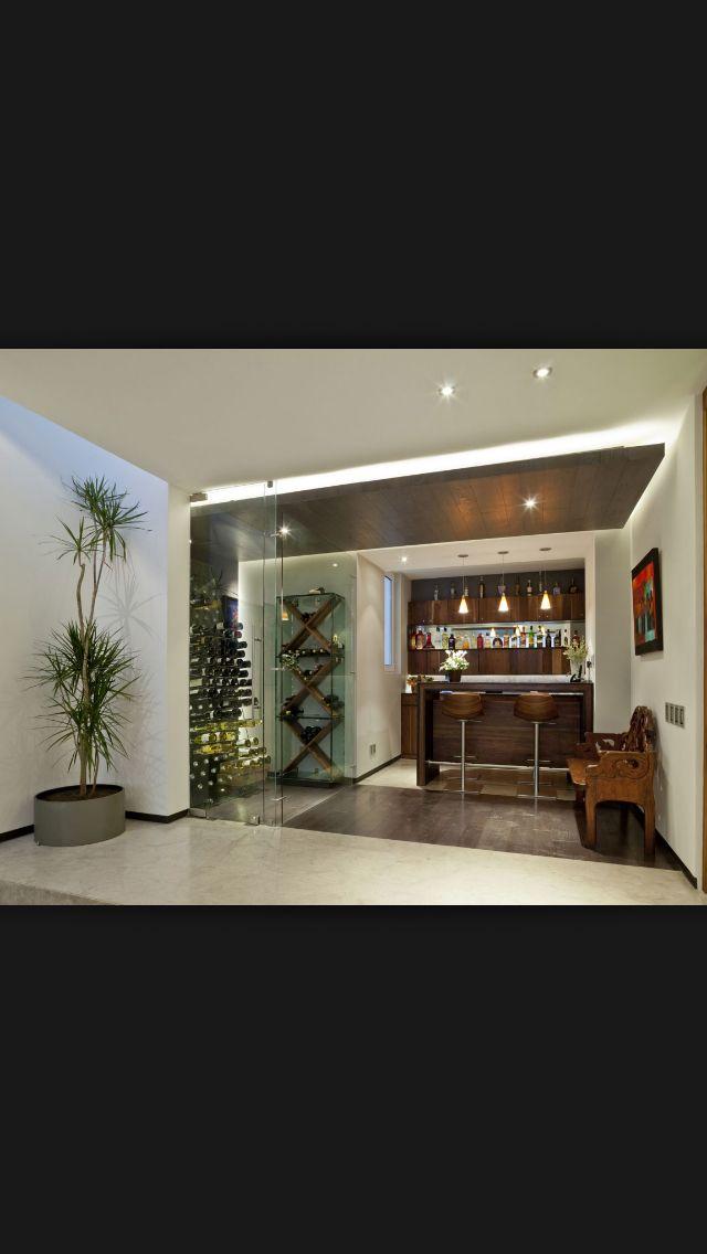 Residential Bar Decor In 2019 Modern Home Bar Bars For Home