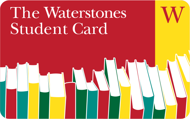 The Waterstones Student Card Off To University Pinterest