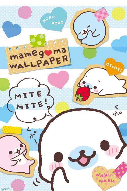 kawaii mamegoma wallpaper mamegoma pinterest kawaii