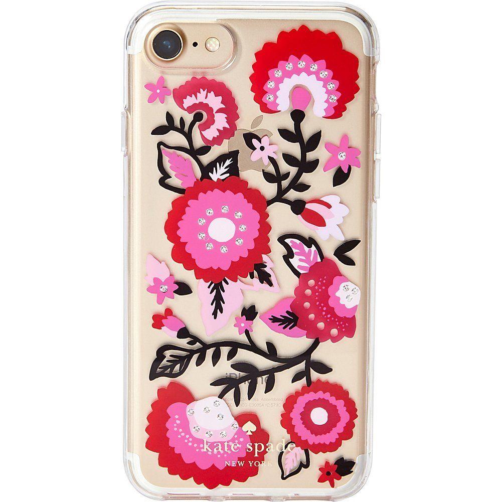 Kate spade new york jeweled garland iphone 7 8 case