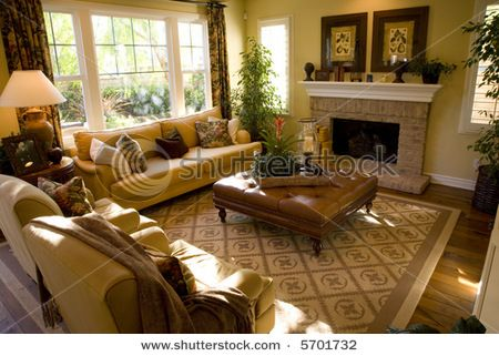 Cozy living room with  fireplace also yellow and brown pinterest rh