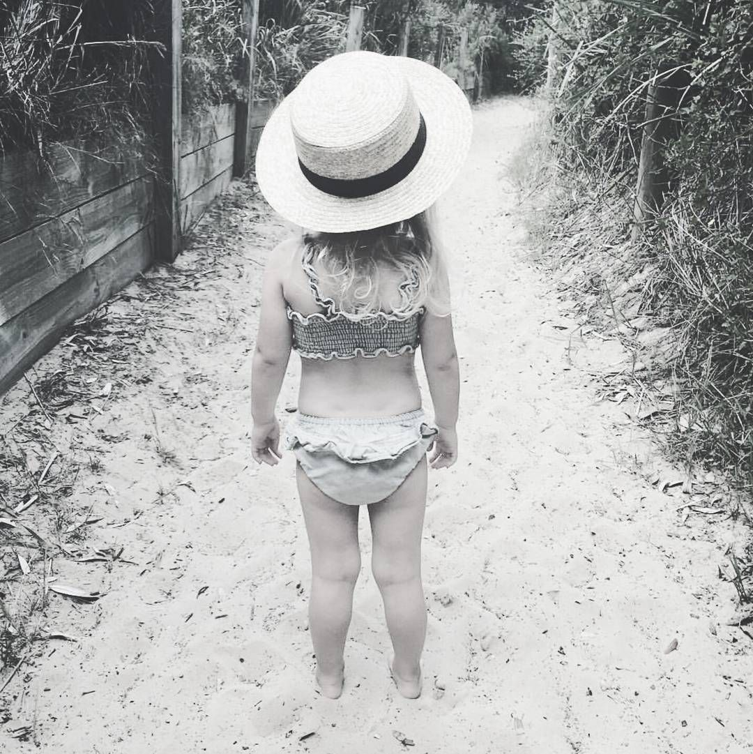 Ahhh cool change thank you.... Melbourne has been like ... gorgeous image from @theb_bgirls #acornkids #kidshats #hats #willowhat the willow is still avaliable at @globalkidz and @harleyandsoo xx