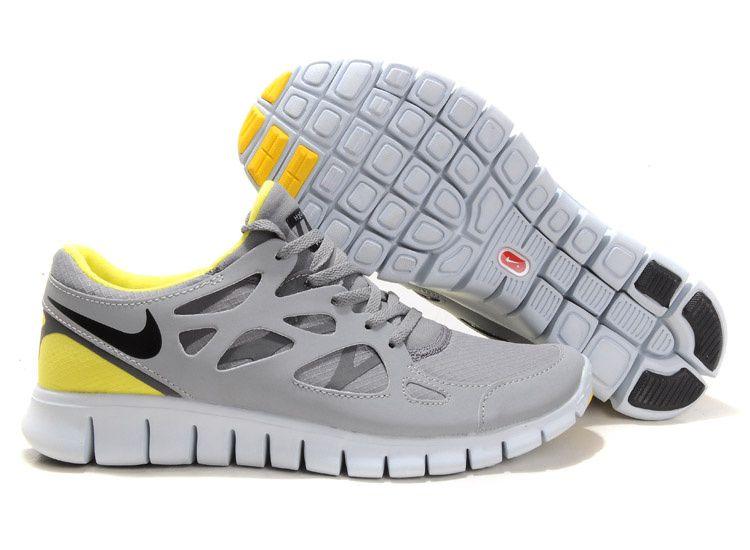 newest d8635 c738d ... promo code wholesale womens nike free runs 2 shield yellow grey shoes  wholesale sale womens nike