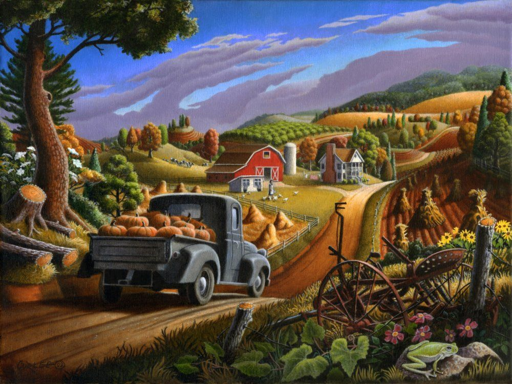 Harvest Road Food Truck