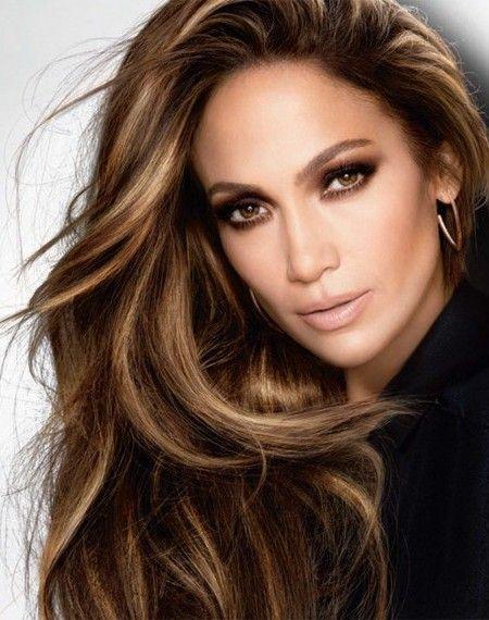 49ff4ca8af0e60422914277f470cd068 Jpg 450 570 Jennifer Lopez Hair Highlights For Dark Brown Hair Hair Color For Dark Skin