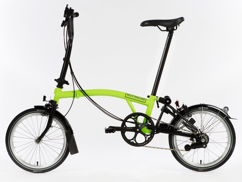 Brompton Bikes Used